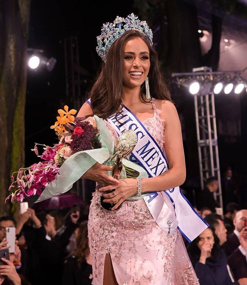 El Paso native, Horizon High grad crowned Miss Mexico
