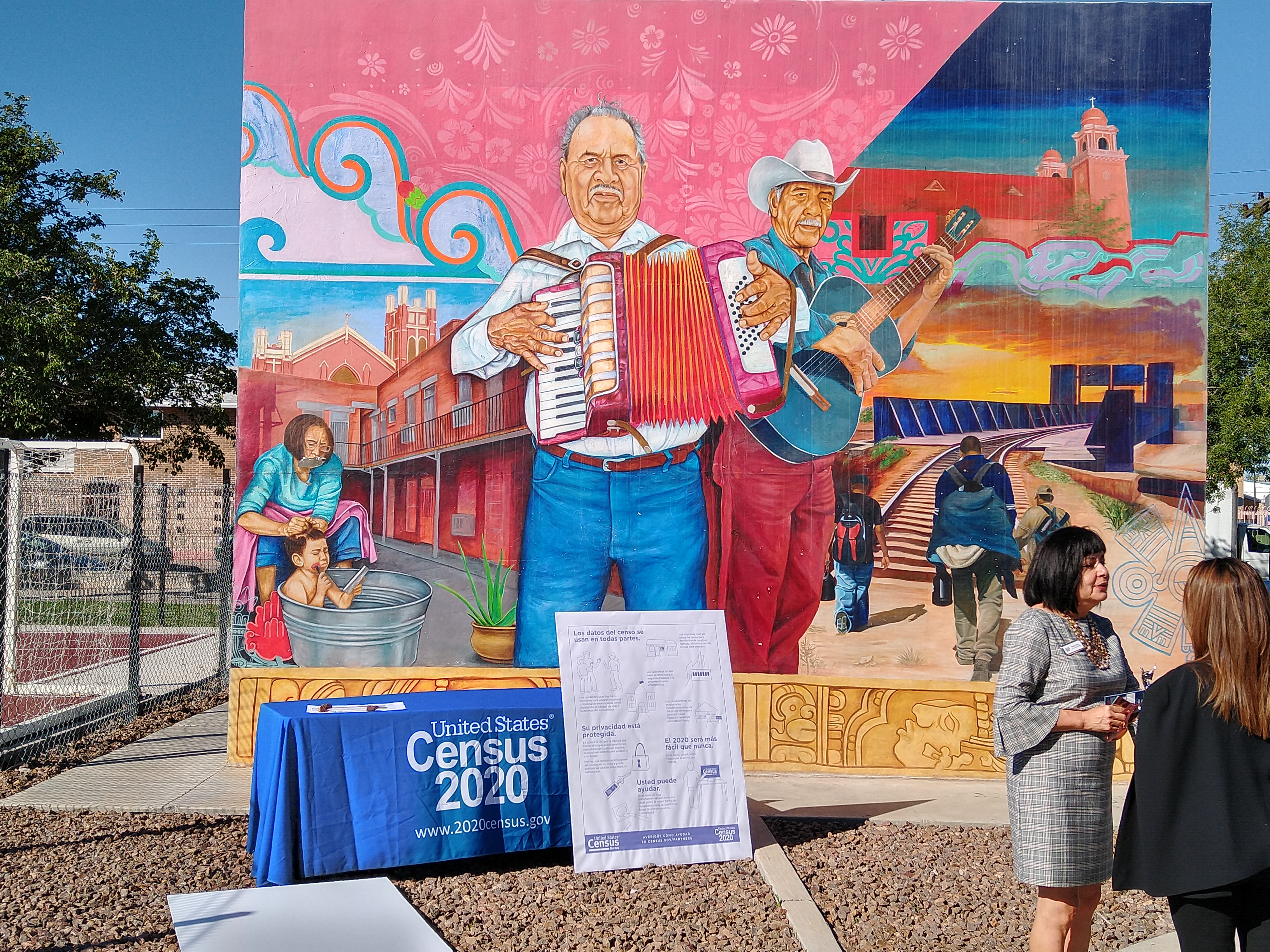 El Paso County Fair 2020.Census Pledges Outreach In Hard To Reach Communities For