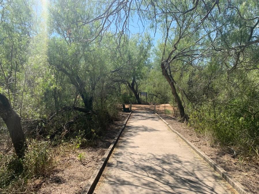 Border wall enforcement zone could encroach on Santa Ana ...