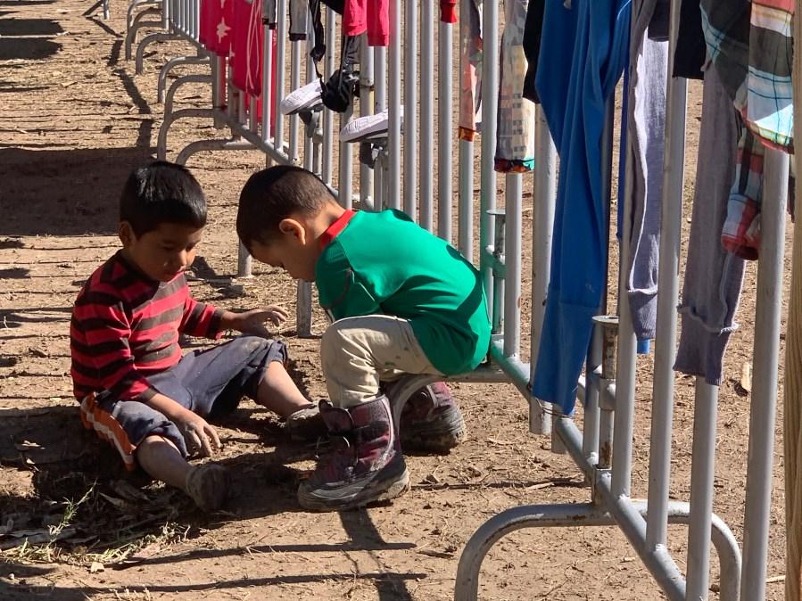 Matamoros children