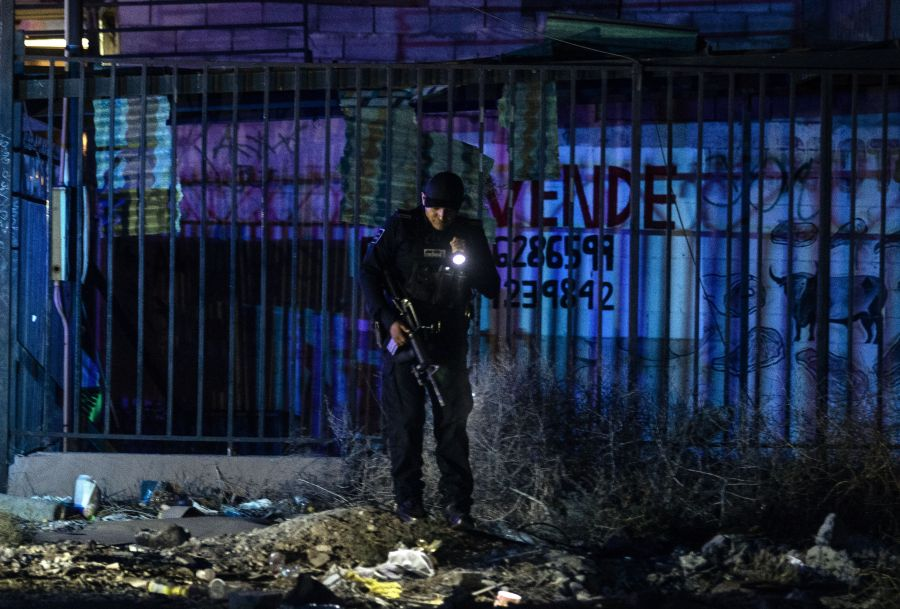 2nd year running, Tijuana named 'most violent city in the world'