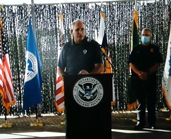 CBP Mark Morgan
