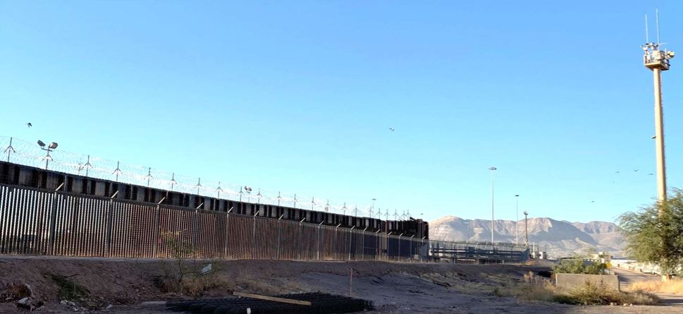 Water district trying to block construction of 'secondary' border wall in El Paso
