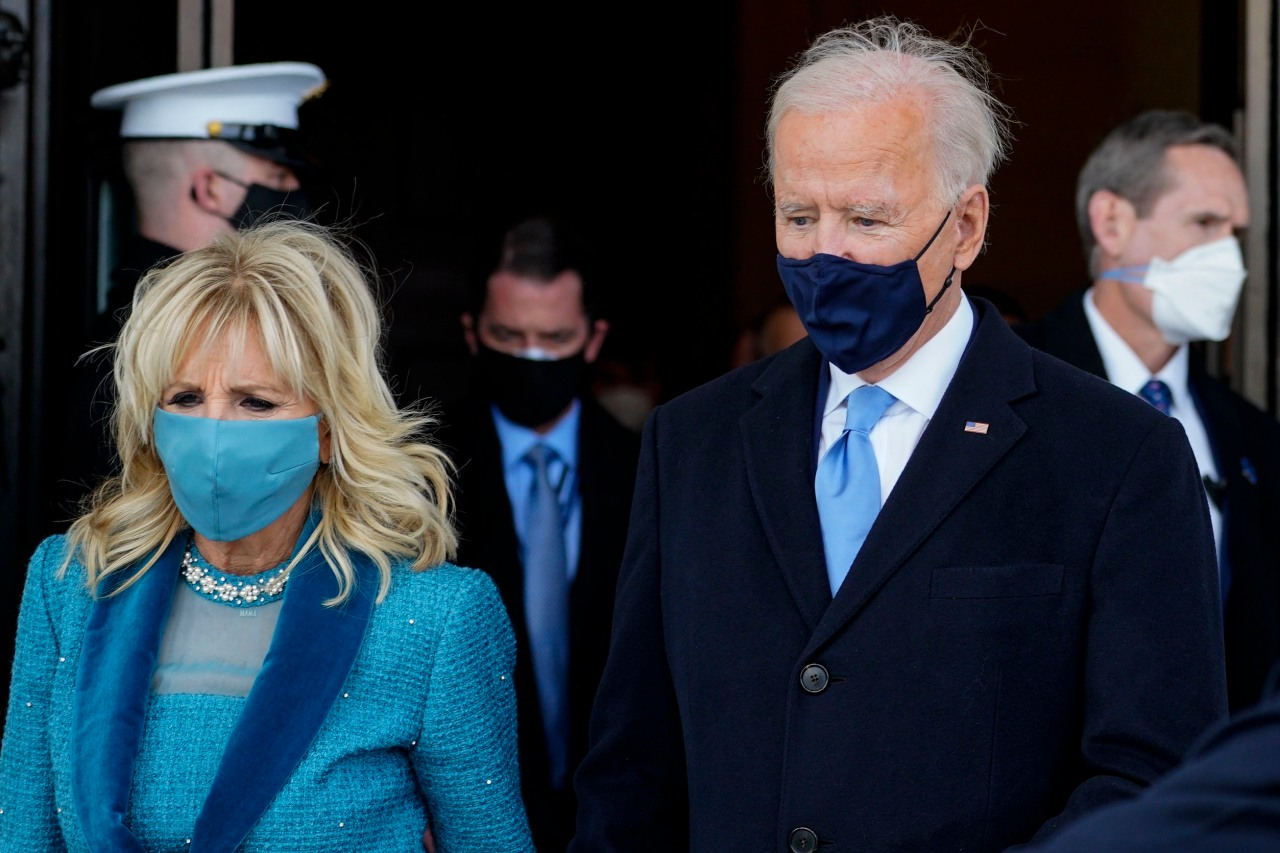 Biden to exercise empathy skills in Texas visit after storms