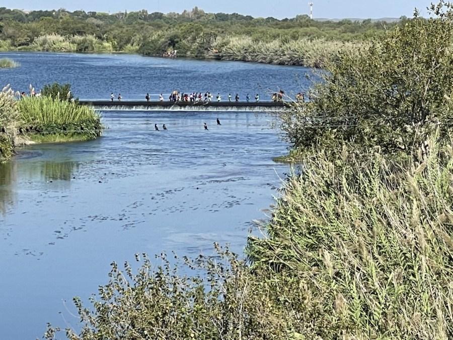 Migrants no longer crossing into Del Rio, Texas, Border Patrol Chief says